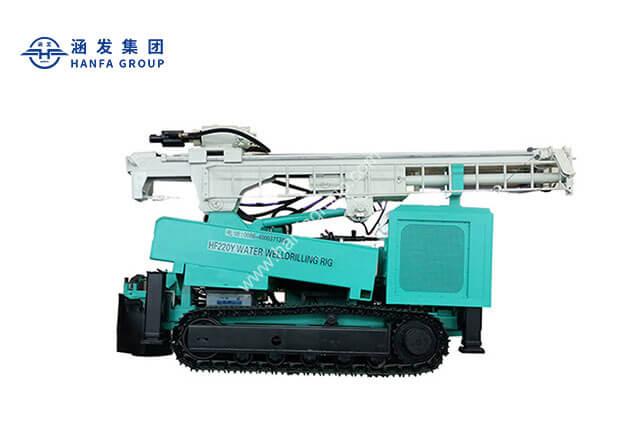 HF220Y多功能水井钻机