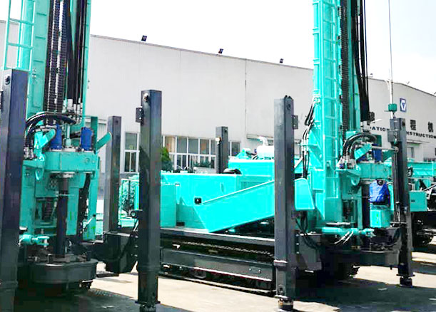 Home Use Proforma Invoice of HF150D Easy to Operate Water well drilling rig