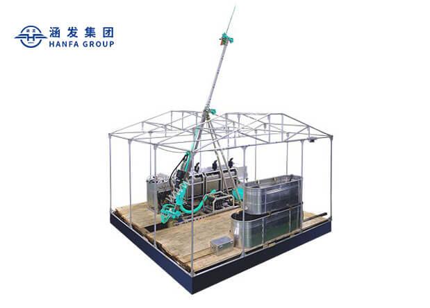 HFP600便携式液压岩心钻机