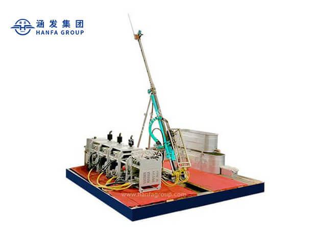 HFP600 Plus便携式液压岩心钻机