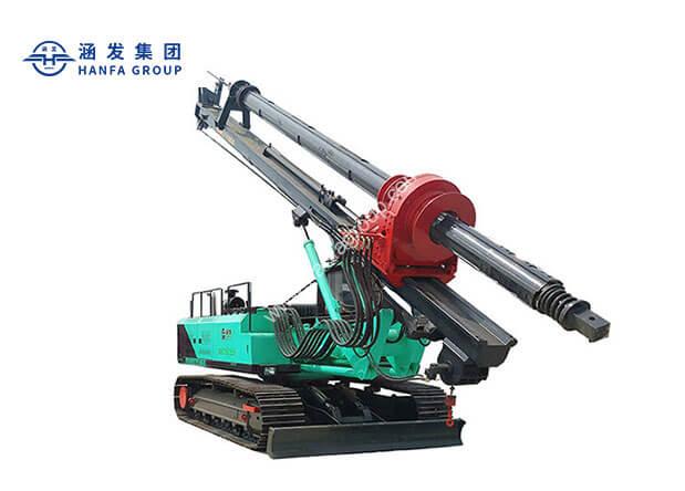 HF320旋挖钻机/打桩机